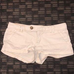 Pants - American Eagle white shorts